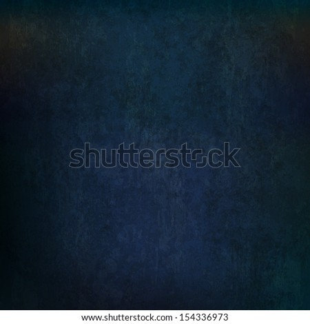 abstract grunge background of dark blue vintage texture - stock vector