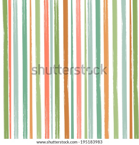 abstract grunge striped background. - stock vector