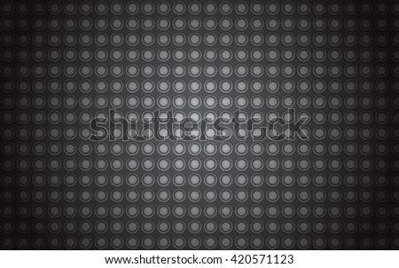 Abstract metal background. Vector illustration EPS 10 - stock vector