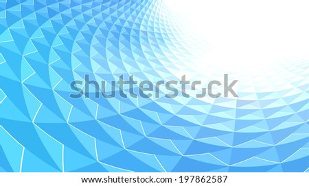 Abstract minimal background & banner design - stock vector