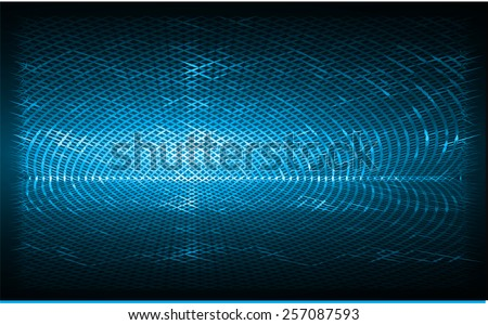 abstract mosaic blue background with gloss. table. Technology background set for computer graphic website internet and business. text box. Brochure. card. - stock vector