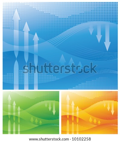 Abstract pattern for design - stock vector