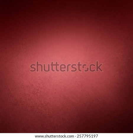 Abstract pink or red background with dark black vignette border, marsala wine color background vector - stock vector