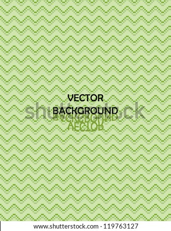 Abstract pixelated seamless pattern - stock vector