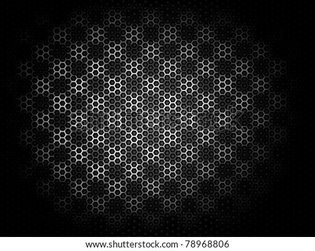 Abstract racing checkered background - stock vector
