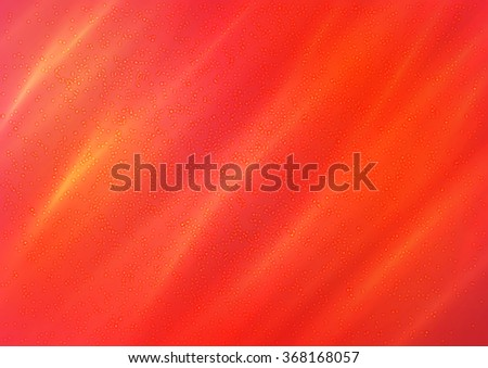 Abstract red blurred vector background. For design your website, application, presentation. EPS 10 - stock vector