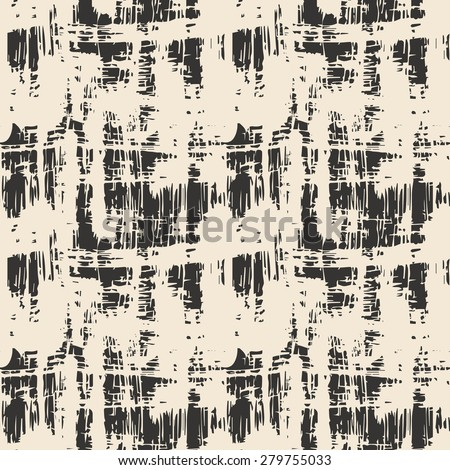 Abstract seamless background - stock vector
