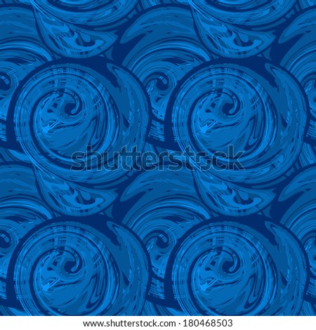 Abstract seamless background. Vector illustration - stock vector