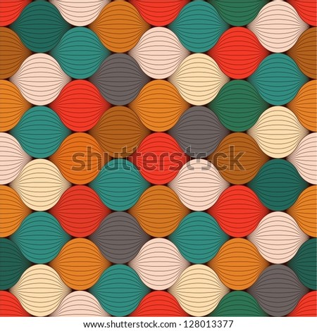 Abstract seamless pattern,  background. Seamless pattern can be used for wallpaper, pattern fills, web page background,surface textures. Gorgeous seamless  background - stock vector