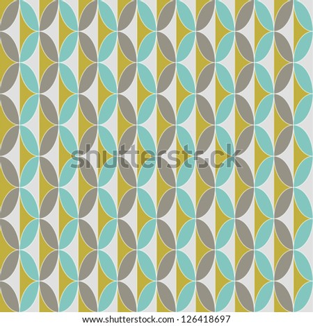 Abstract seamless pattern.Vector illustration. - stock vector
