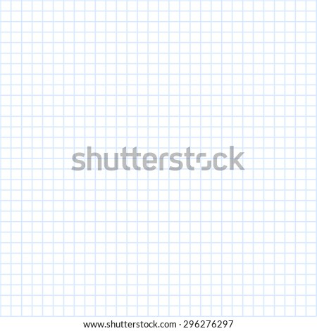 Abstract seamless vector background. School collection. Notebook paper pattern. White. Backgrounds & textures shop. - stock vector