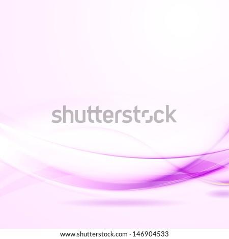Abstract shiny wavy background. Vector design eps 10 - stock vector