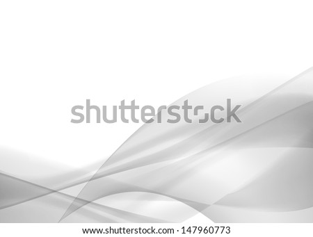 Abstract Smoke Background Vector business Smoke Gray - stock vector