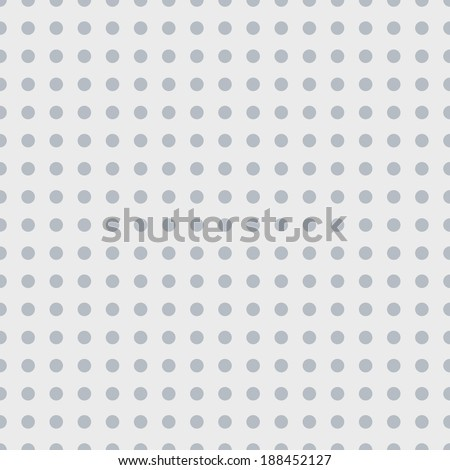 Abstract spotty background in grey and white colors - stock vector