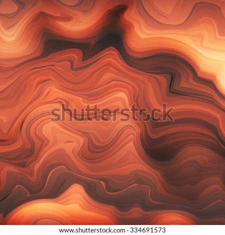 Abstract stylized texture brown stone. Vector background - stock vector