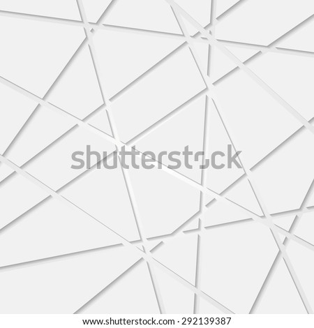 Abstract tech corporate geometric pattern. Vector design - stock vector