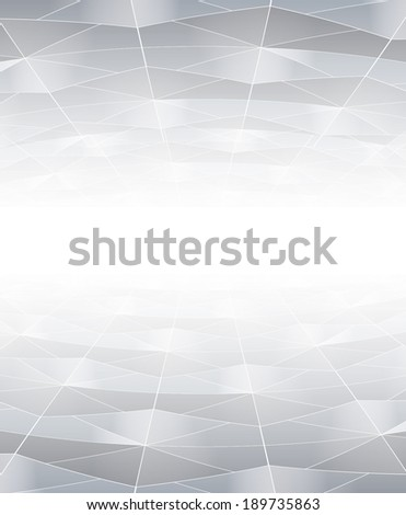 Abstract technology concept futuristic blue background - stock vector