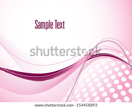 Abstract Vector Background. Eps10. - stock vector