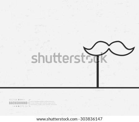 Abstract vector background for web and mobile app, illustration template design, business infographic, page, brochure, banner, creative presentation, poster, cover, booklet, document. - stock vector
