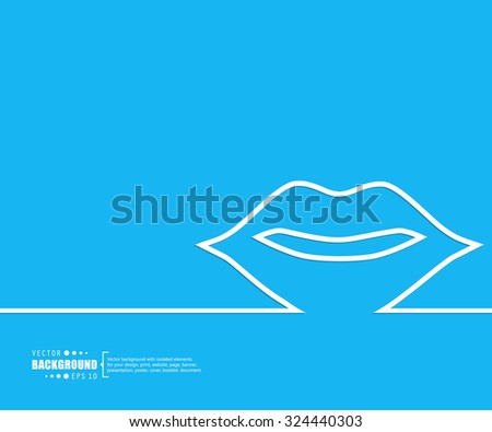 Abstract vector background. For web and mobile applications, illustration template design, creative business infographic, brochure, banner, presentation, concept poster, cover, booklet, document. - stock vector