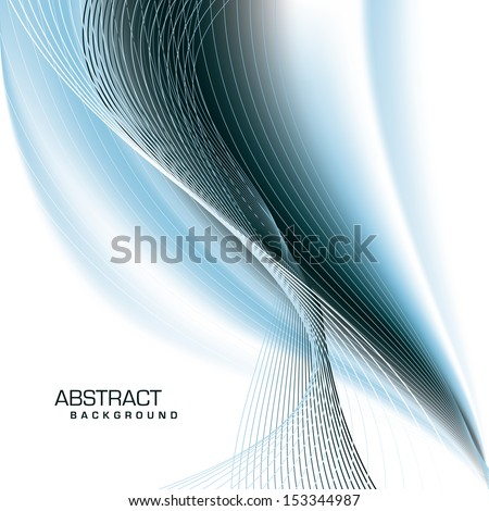 Abstract Vector Background in Eps10 Format. - stock vector