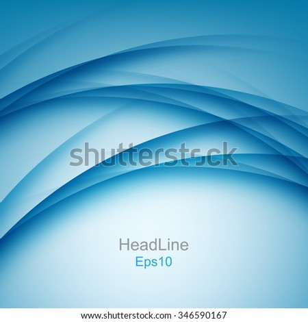 abstract vector background with copy space. Eps10 - stock vector