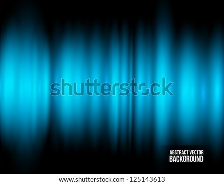 Abstract vector backgrounds. Blue - stock vector