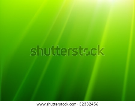 abstract vector lights - stock vector