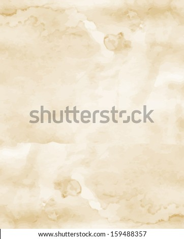 Abstract watercolor background. Vector eps10. - stock vector