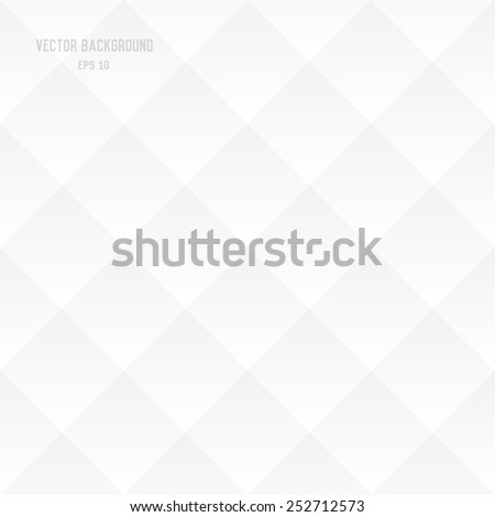 Abstract White Background seamless texture. Vector EPS 10 - stock vector