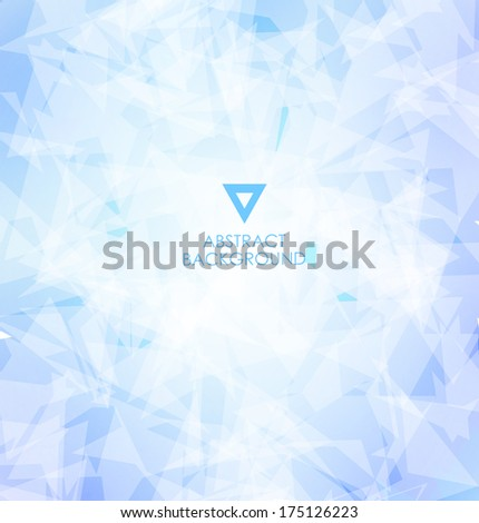 abstract white background/ vector - stock vector