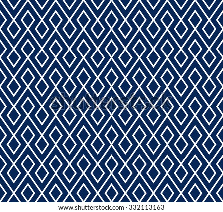 abstract zigzag and rhombus pattern background.vector - stock vector