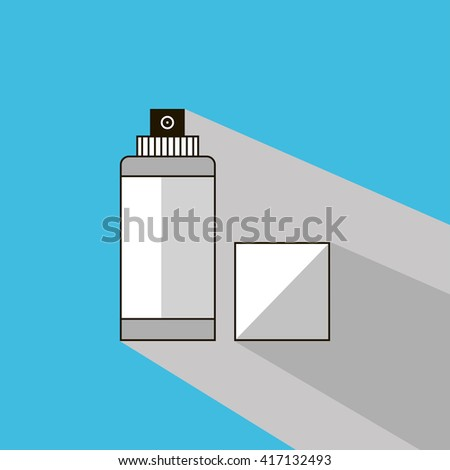 aerosol icon. aerosol sign. - stock vector