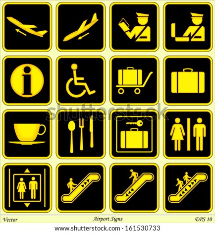 Airport Signs & Marking – Airports