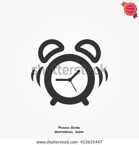 Alarm Clock icon, Alarm Clock icon vector, Alarm Clock icon eps10, Alarm Clock icon, Alarm Clock icon eps, Alarm Clock icon jpg, Alarm Clock icon flat, Alarm Clock icon web, Alarm Clock icon vector - stock vector