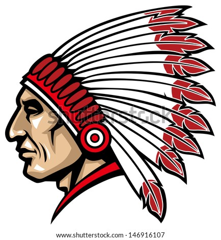 native american indian chief stock photos  images indian chief logo 1903 indian chief logo download