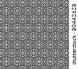 An arabic style vector pattern - stock vector