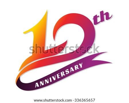 anniversary logo vector - photo #3