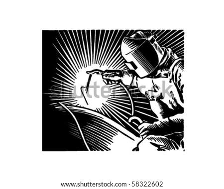 Welding Arc Clipart