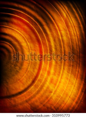 archaeological texture - stock vector