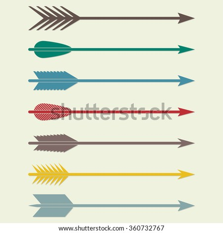 Crossbow Arrow Stock Vectors & Vector Clip Art | Shutterstock