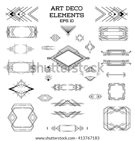Artdeco Stock Photos Images Pictures Shutterstock