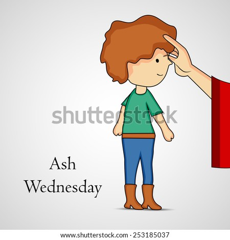 Wednesday Background Ash Wednesday Background