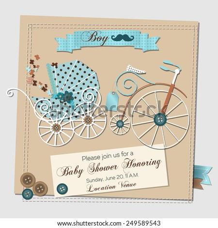 vintage pram stock photos images amp pictures shutterstock