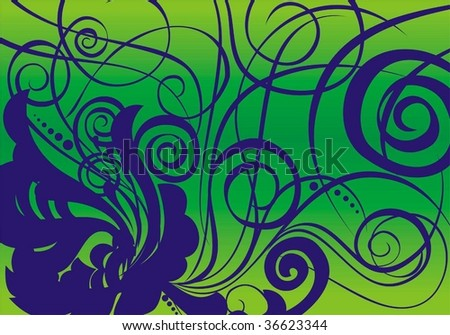 background_12_1 - stock vector