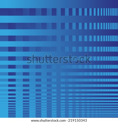 Background blue texture for textile - stock vector
