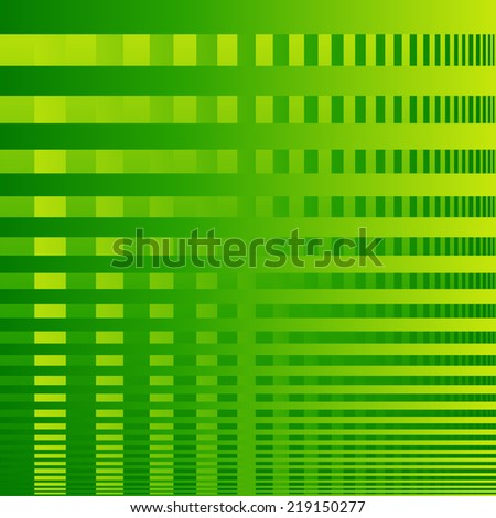 Background green texture for textile - stock vector