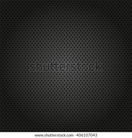 Background Metal texture - stock vector
