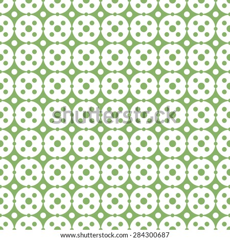 background of seamless floral pattern - stock vector