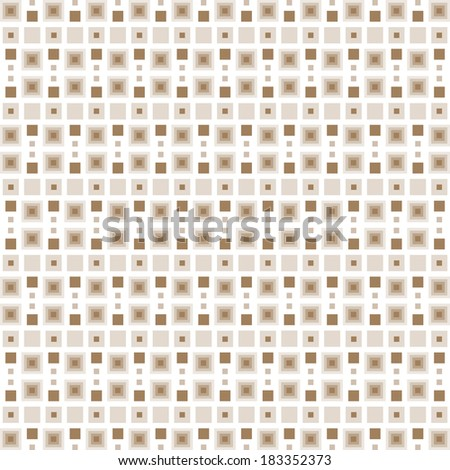 background of seamless grid pattern - stock vector